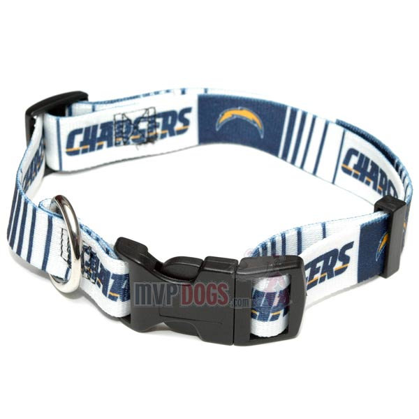 Los Angeles Chargers Nfl Dog Collar