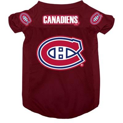 NHL dog jersey