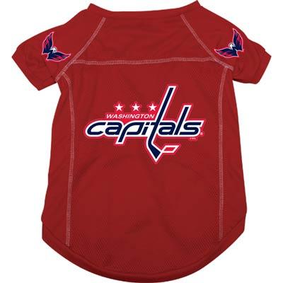 Capitals dog jersey