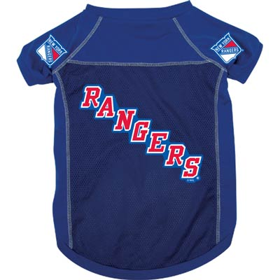 Rangers dog jersey