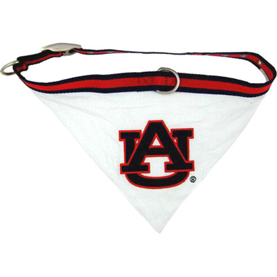 NCAA dog Collar Bandana