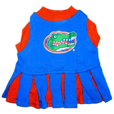 NCAA Cheerleader Dog Dress