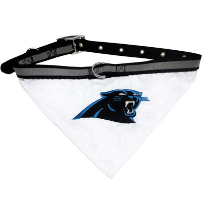 NFL dog Collar Bandana