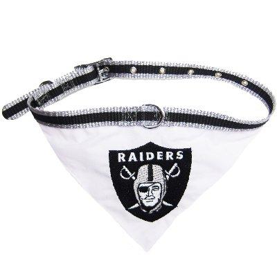 NFL dog Collar Bandana