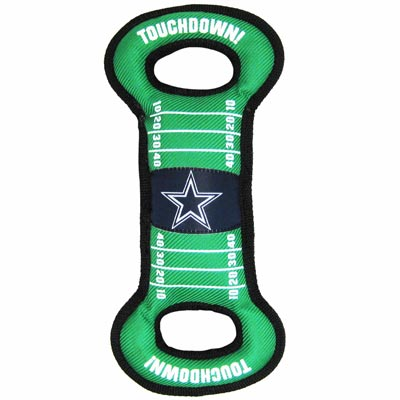 NFL Field Pull Tug Toy