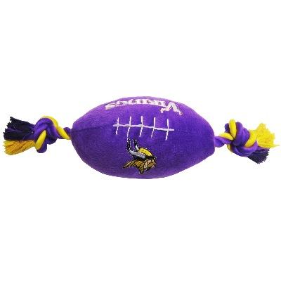 NFL Football Dog Toy