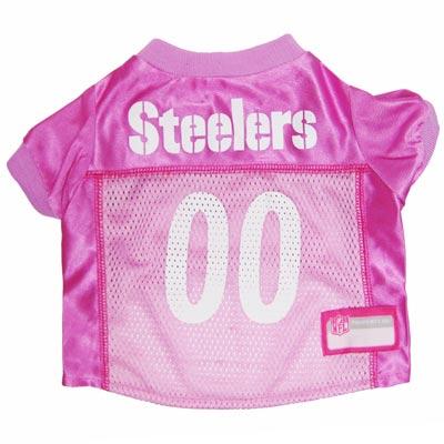 PINK NFL Dog Jersey
