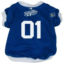 Kansas City Royals MLB Dog Jersey