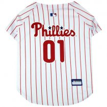 Philadelphia Phillies MLB Dog Jersey