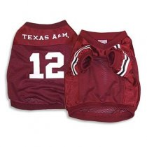Texas A&M Aggies Official Replica Dog Jersey