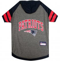 New England Patriots NFL Dog Hoodie Shirt