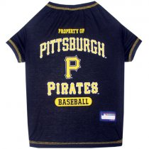 Pittsburgh Pirates MLB Dog Tee Shirt