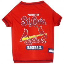 St. Louis Cardinals MLB Dog Tee Shirt