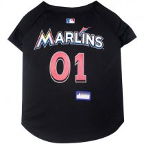 Florida Marlins MLB Dog Jersey