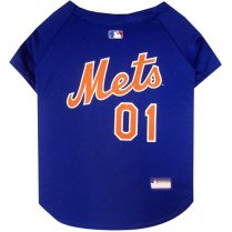 New York Mets MLB Dog Jersey