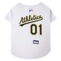 Oakland Athletics MLB Dog Jersey