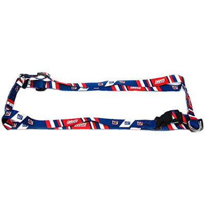 New York Giants NFL Dog Harness