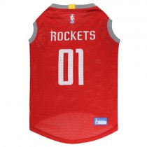 Houston Rockets NBA Dog Jersey