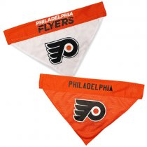 Philadelphia Flyers Reversible Dog Bandana