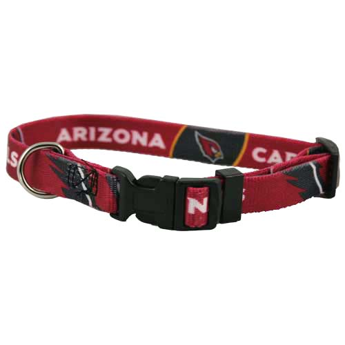 Arizona Cardinals NFL Dog Collar