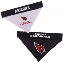 Arizona Cardinals NFL Reversible Dog Bandana