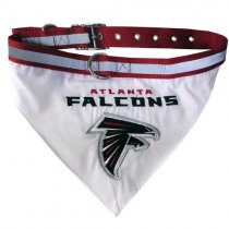 Atlanta Falcons NFL Dog Collar Bandana