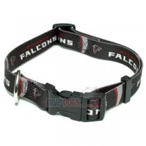 Atlanta Falcons NFL Dog Collar