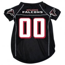 Atlanta Falcons NFL Dog Jersey V3