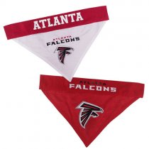 Atlanta Falcons NFL Reversible Dog Bandana