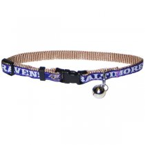 Baltimore Ravens NFL Cat Collar