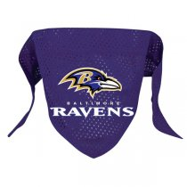 Baltimore Ravens NFL Dog Bandana