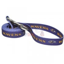 Baltimore Ravens NFL Dog Leash