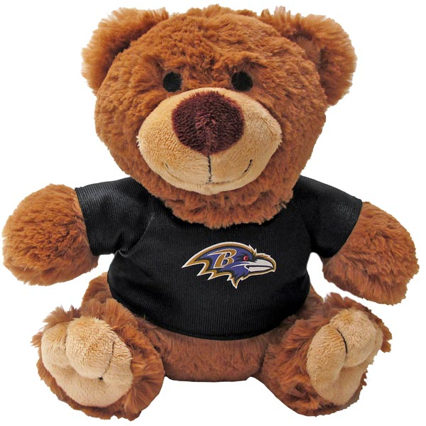 Baltimore Ravens NFL Teddy Bear Toy