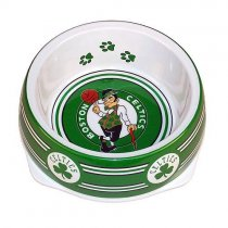 Boston Celtics Designer Dog Bowl