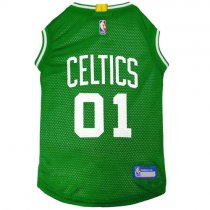 Boston Celtics NBA Dog Jersey