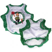 Boston Celtics Official Replica Dog Jersey