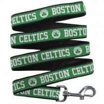 Boston Celtics Woven Dog Leash