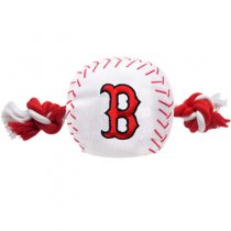 Boston Red Sox MLB Baseball Rope Toy
