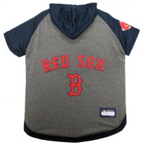 Boston Red Sox MLB Dog Hoodie Shirt