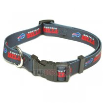 Buffalo Bills NFL Dog Collar