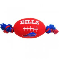 Buffalo Bills NFL Dog Football Toy