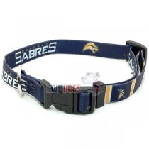 Buffalo Sabres NHL Dog Collar