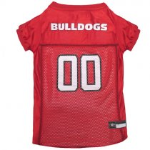 Bulldogs NCAA Dog Jersey