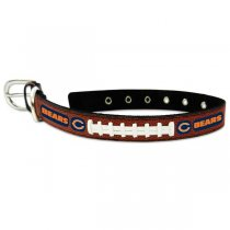 Chicago Bears Classic Leather Collar
