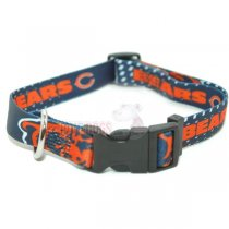 Chicago Bears NFL Dog Collar