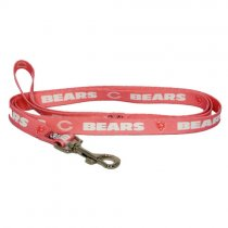 Chicago Bears NFL Pink Dog Leash