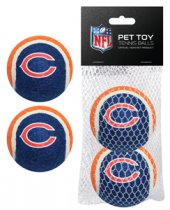 Chicago Bears Tennis Balls