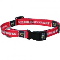 Chicago Blackhawks NHL Dog Collar