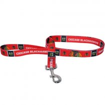 Chicago Blackhawks NHL Dog Leash
