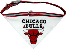 Chicago Bulls NBA Collar Bandana